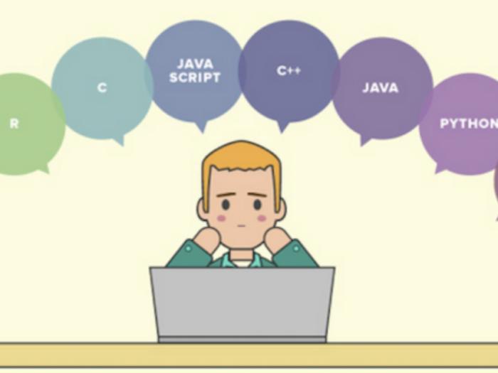 Какой язык программирования выбрать